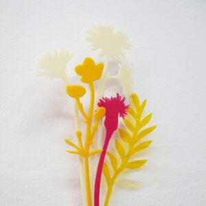 Fiori colorati decorativi | BiCA-Good Morning Design