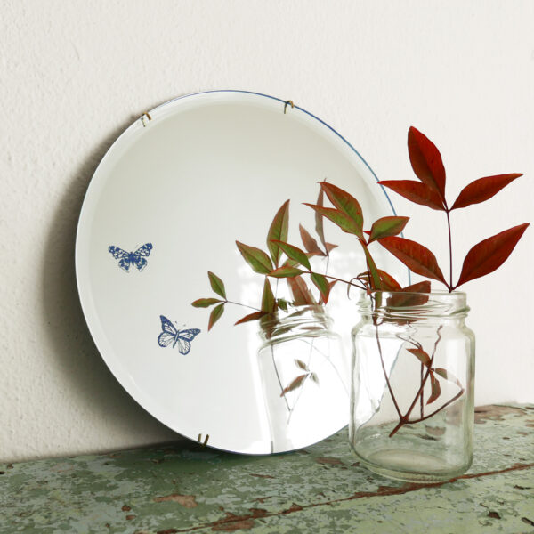 Butterflies Round Mirror | specchio tondo | BiCA-Good Morning Design