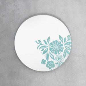 Bon ton chic   Turquoise 20   Mirror of wonders   BiCA-Good Morning Design