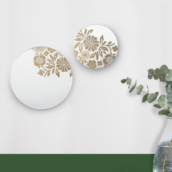 Bon Ton Chic | Gold mirrors | BiCA-Good Morning Design