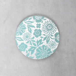 Bon ton chic   Turquoise 15   Mirror of wonders   BiCA-Good Morning Design