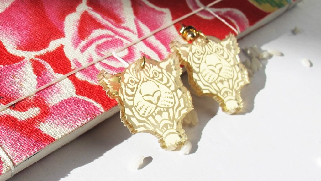 BiCA_earrings_ChineseZodiac_Tiger_2