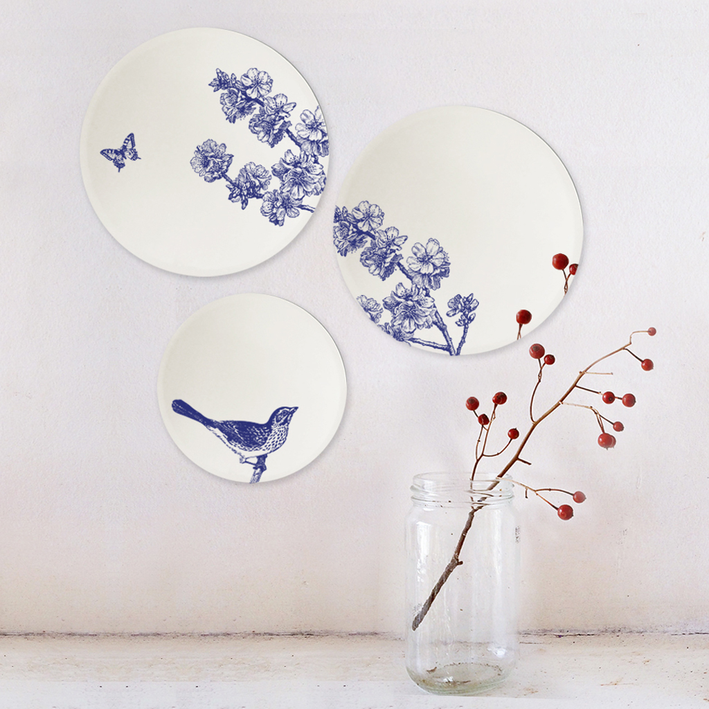 SPECCHI DECORATIVI | Secret Garden | Mirrors of wonders | specchi tondi | BiCA-Good Morning Design