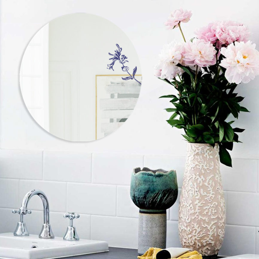 Lonicera Large | Round Mirror | BiCA-Good Morning Design