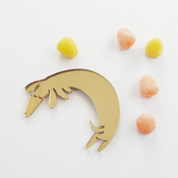 Basset brooch with candies | Spilla Bassotto | BiCA-Good Morning Design