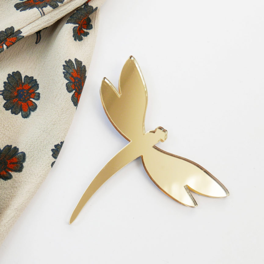 Dragonfly brooch | Spilla Libellula | BiCA-Good Morning Design