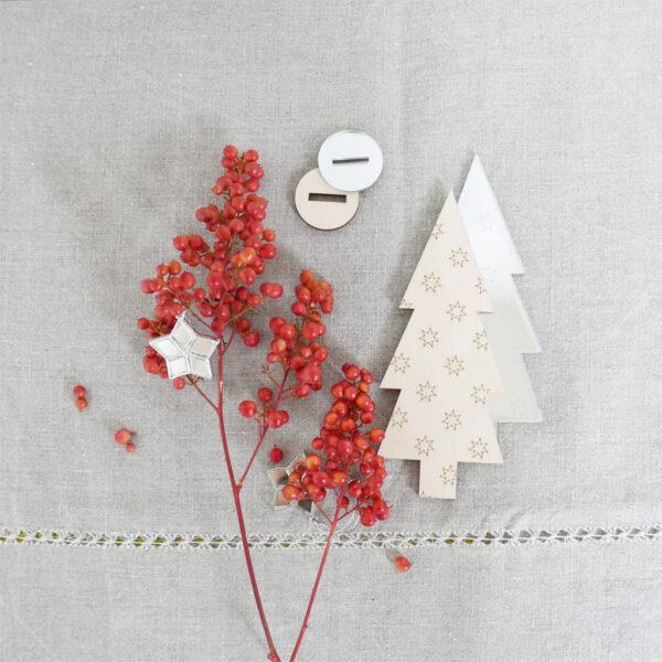 Albero di Natale   Decorazioni tavola Natale   BiCA-Good Morning Design