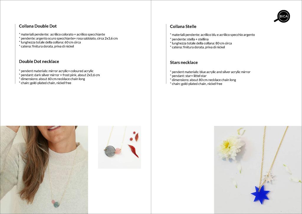 collane BiCA-Good Morning Design