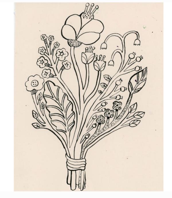 Monika Forsberg | Flowers Bouquet | BiCA